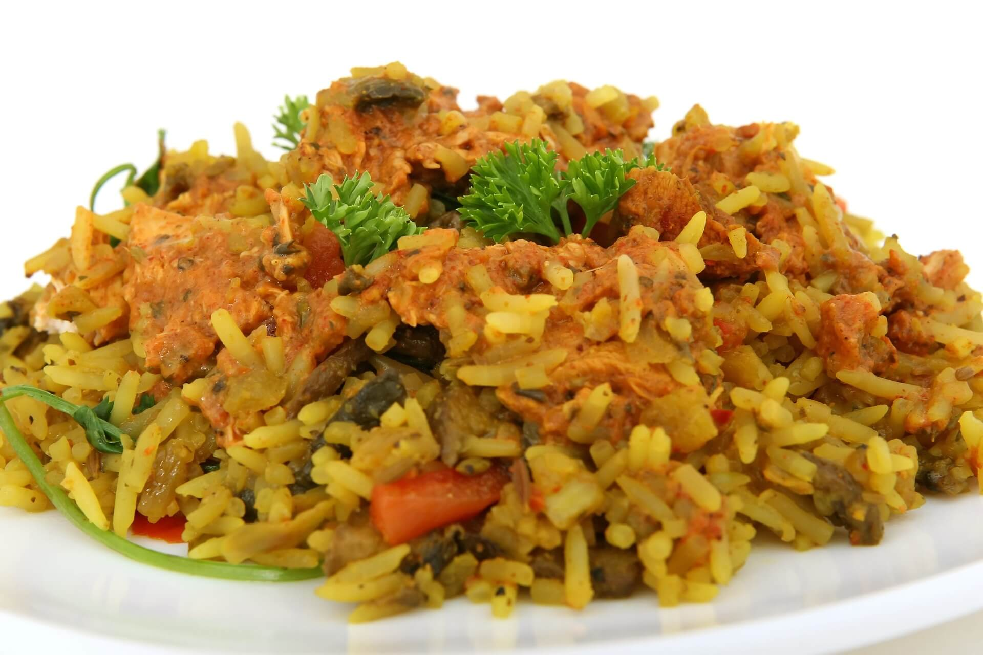 Arroz con codornices
